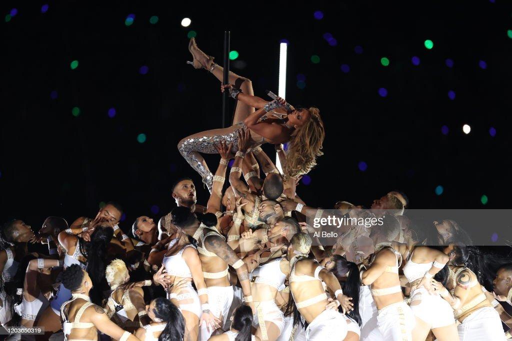 Pepsi Super Bowl LIV Halftime Show : News Photo