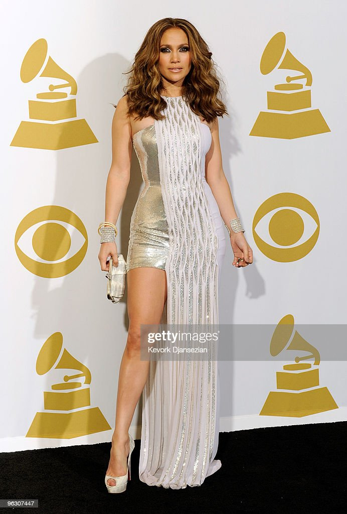The 52nd Annual GRAMMY Awards - Press Room : News Photo