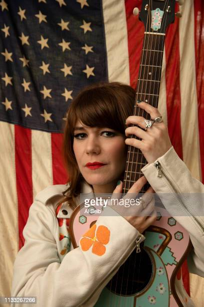 Singer Jenny Lewis is photographed for Los Angeles Times on March 12 2019 in Los Angeles California PUBLISHED IMAGE CREDIT MUST READ Al Seib/Los...