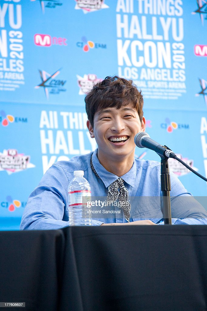 KCON 2013: Convention For K-Pop Fans - Day 1 : News Photo