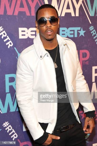 Singer Jeremih attends BET's Rip The Runway 2012 at Hammerstein Ballroom on February 29, 2012 in New York City.