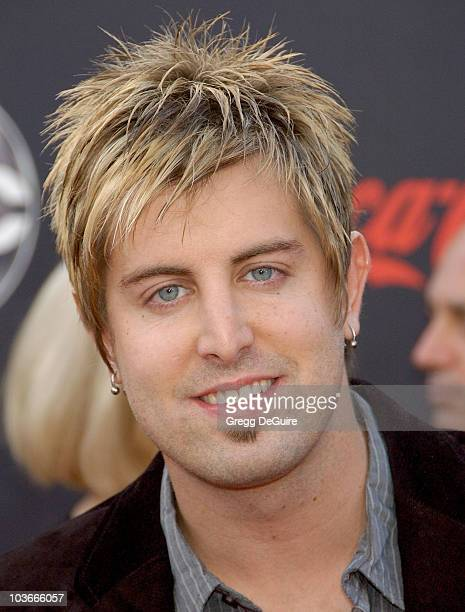 Singer Jeremy Camp arrives at the 2007 American Music Awards at the Nokia Theatre on November 18, 2007 in Los Angeles, California.