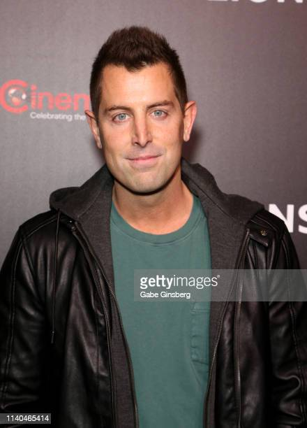 Singer Jeremy Camp attends the Lionsgate presentation during CinemaCon at The Colosseum at Caesars Palace on April 04, 2019 in Las Vegas, Nevada....