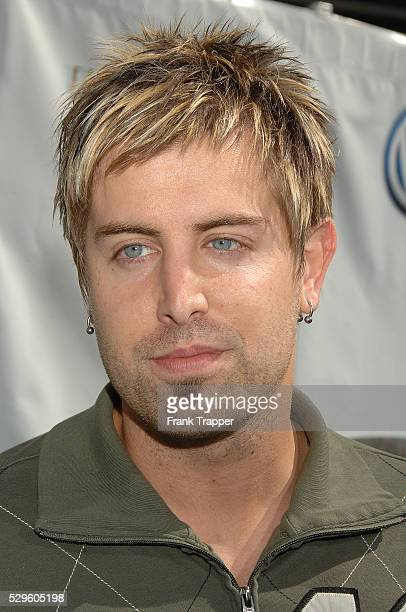Singer Jeremy Kemp arrive at the premiere of Evan Almighty held at Gibson Amphitheatre and CityWalk Cinemas at Universal Studios