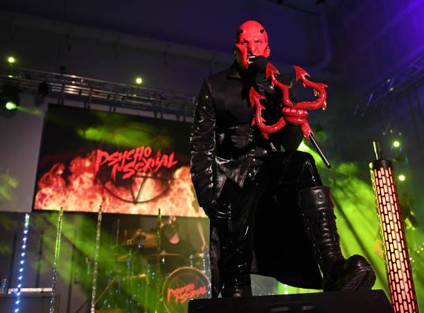 NV: Psychosexual Streams Live Concert From Las Vegas Ahead Of Debut Album Release