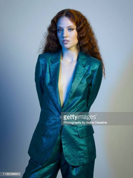 Singer Jess Glynne is photographed for The Untitled Magazine on October 25 2018 in New York City PUBLISHED IMAGE CREDIT MUST READ Indira Cesarine/The...
