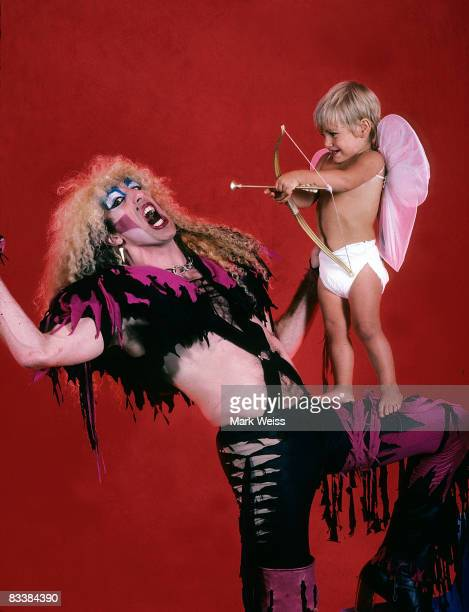 Singer Jesse Blaze Snider contestant on MTV's Rock the Cradle with father Dee Snider singer from the rock band Twisted Sister in the mid 1980's
