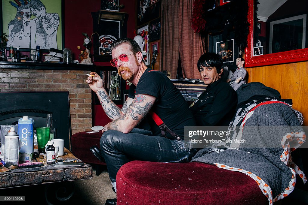 Eagles of Death Metal, Paris Match Issue 3472, December 9, 2015