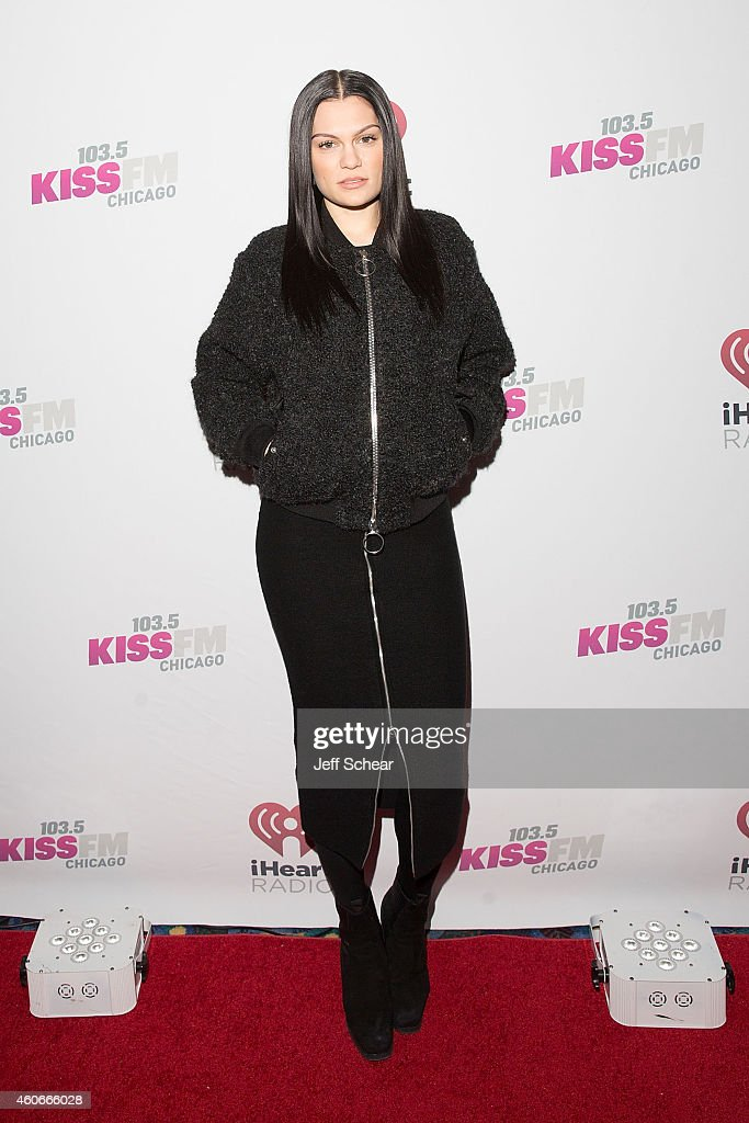 103.5 KISS FM's Jingle Ball 2014 - Press Room