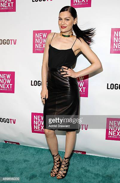 Singer Jessie J attends Logo TV's 2014 NewNowNext Awards at the Kimpton Surfcomber Hotel on December 2, 2014 in Miami Beach, Florida.