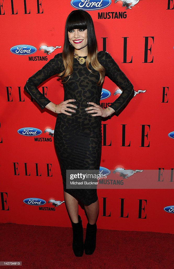 3rd Annual ELLE Women In Music Event - Arrivals