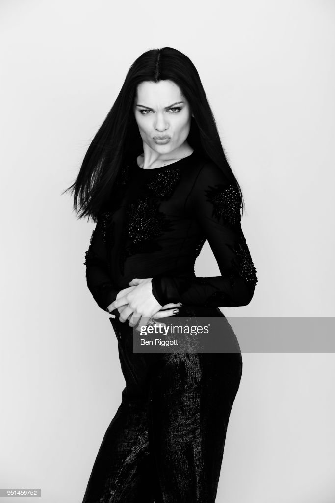 Singer Jessie J is photographed for Cosmopolitan magazine on August 14, 2014 in London, England.