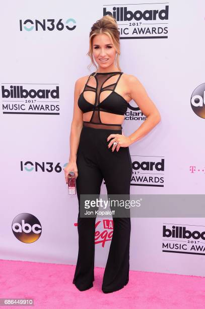 Singer Jessie James Decker attends the 2017 Billboard Music Awards at TMobile Arena on May 21 2017 in Las Vegas Nevada