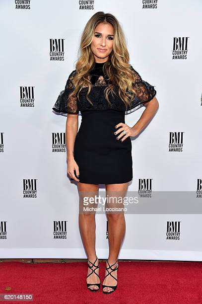 Singer Jessie James Decker attends the 64th Annual BMI Country awards on November 1 2016 in Nashville Tennessee