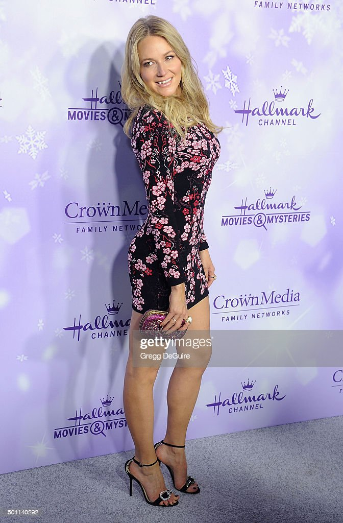 Hallmark Channel And Hallmark Movies And Mysteries Winter 2016 TCA Press Tour - Arrivals