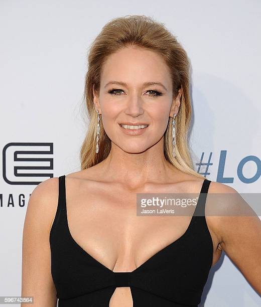 Singer Jewel attends the Comedy Central Roast of Rob Lowe at Sony Studios on August 27 2016 in Los Angeles California