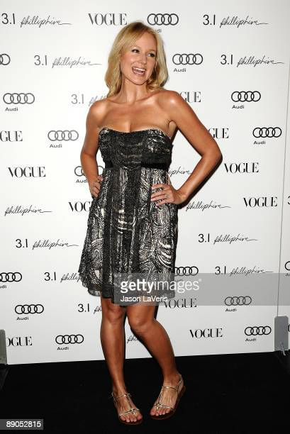Singer Jewel Kilcher attends the one year anniversary of the 3.1 Phillip Lim store on July 15, 2009 in West Hollywood, California.