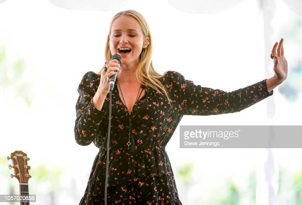 Singer Jewel performs on Day 3 of the 10th Anniversary of Live In The Vineyard on November 3 2018 in Napa California