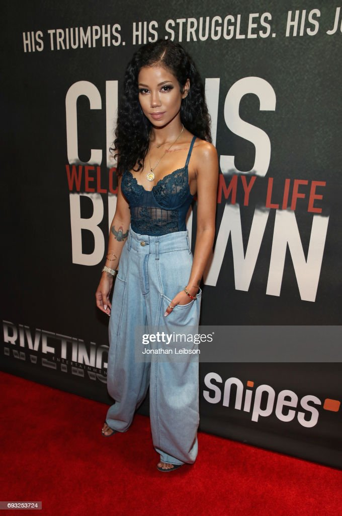 "Premiere Of Riveting Entertainment's ""Chris Brown: Welcome To My Life"" At L.A. LIVE"