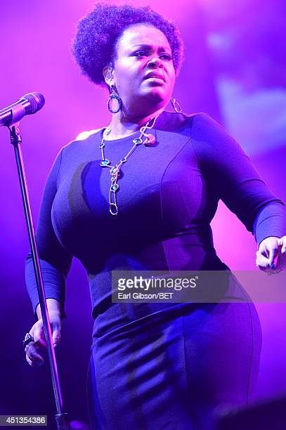 Jill Scott Singer Stock Photos And Pictures Getty Images