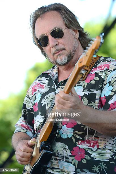 Singer Jim Messina of classic rock bands Loggins Messina Poco and Buffalo Springfield performs onstage on May 23 2015 in Bakersfield California
