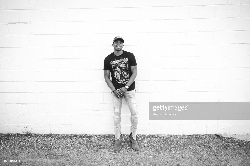 Jimmie Allen, Portraits, August 13, 2018