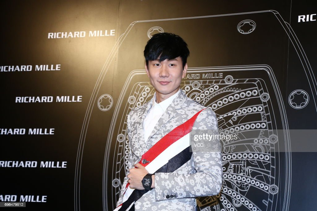 Stars Highlight Opening Party Of Richard Mille In Taipei : News Photo
