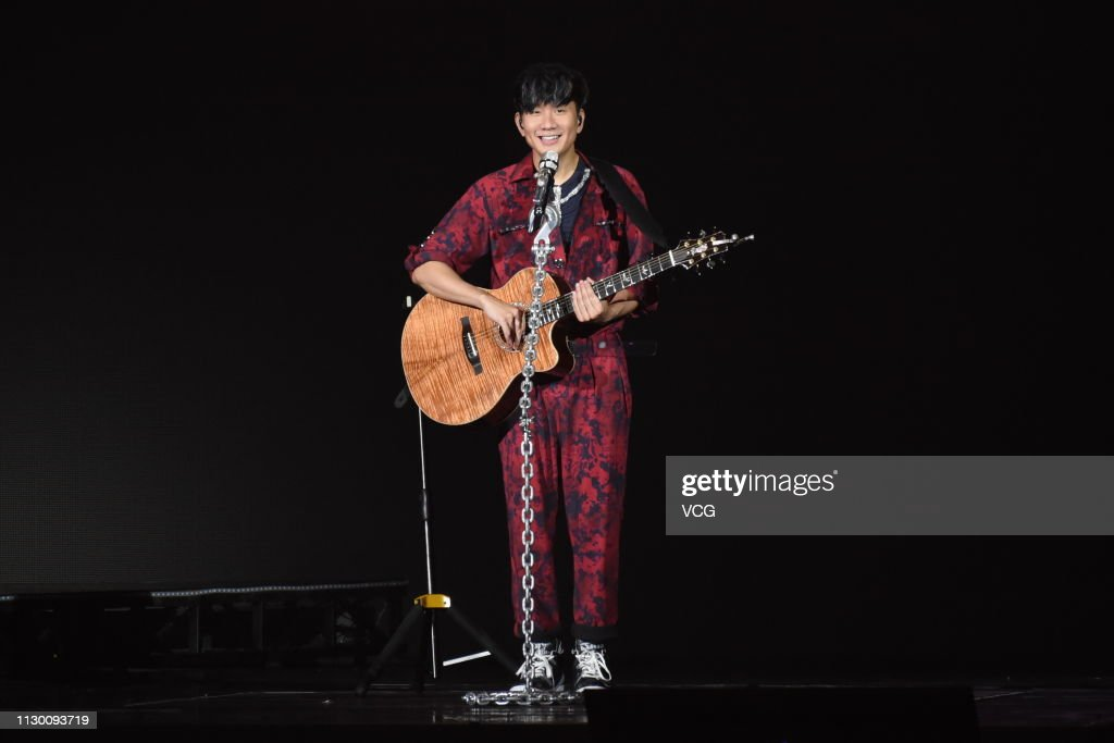 JJ Lin Sanctuary World Tour In Taipei : News Photo