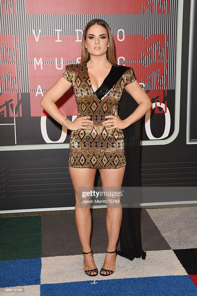 Singer Joanna Noëlle Blagden Levesque 'JoJo' attends the 2015 MTV Video Music Awards at Microsoft Theater on August 30, 2015 in Los Angeles, California.