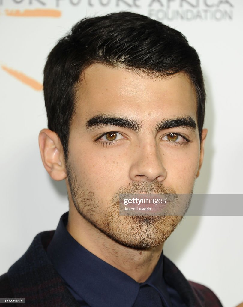 Singer Joe Jonas attends the Dream For Future Africa Foundation gala at Spago on October 24, 2013 in Beverly Hills, California.