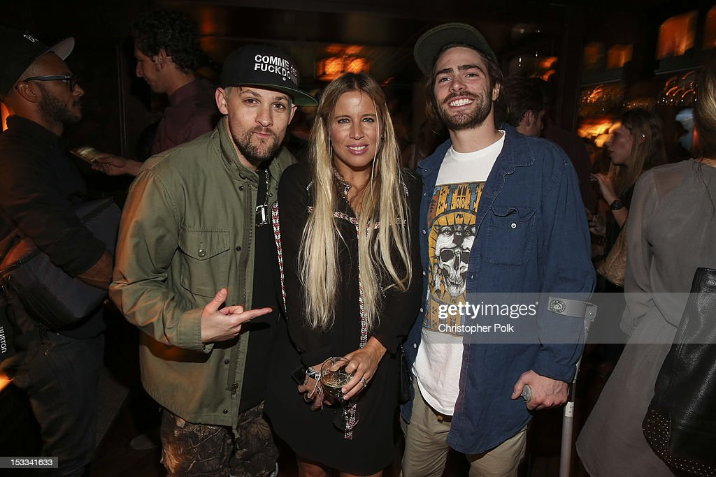 """Burton Snowboards' Private Screening of """"13"""" at The Spare Room : News Photo"""