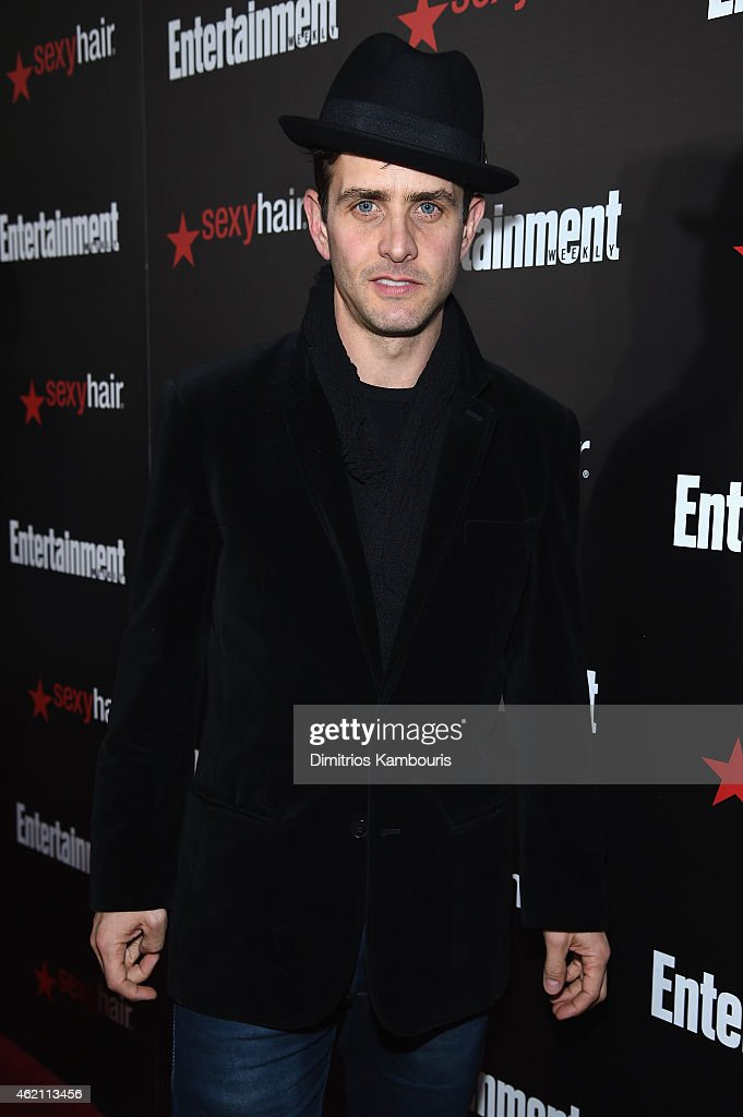 Entertainment Weekly's Celebration Honoring The 2015 SAG Awards Nominees - Red Carpet : News Photo