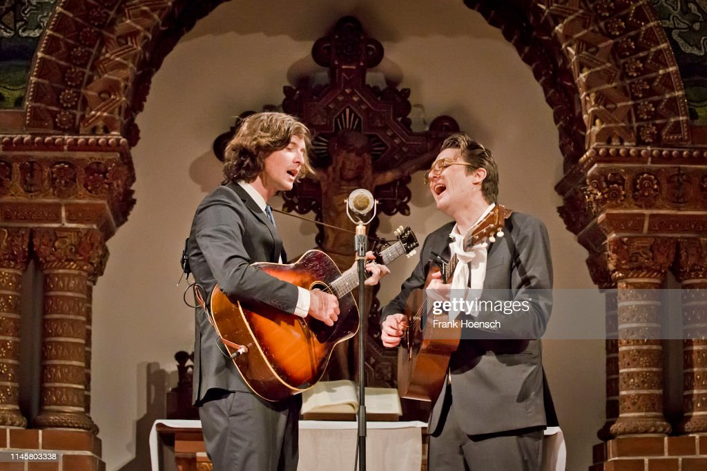 DEU: The Milk Carton Kids Perform In Berlin