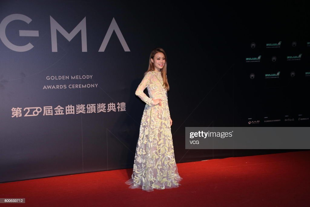 28th Golden Melody Awards Ceremony Held In Taipei : News Photo