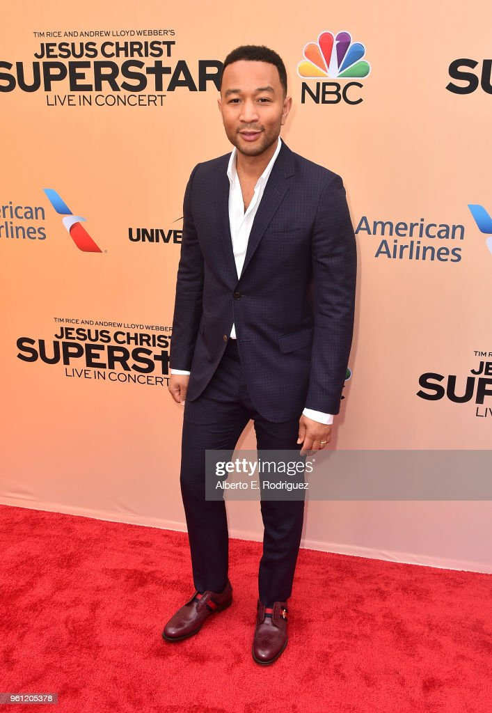Singer John Legend attends an FYC Event for NBC's 'Jesus Christ Superstar Live in Concert' at the Egyptian Theatre on May 21, 2018 in Hollywood, California.