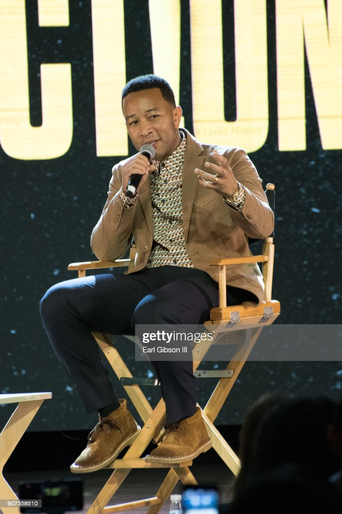 Into Action! - The Criminal Justice Moment In Los Angeles: A Conversation With John Legend And Bryan Stevenson