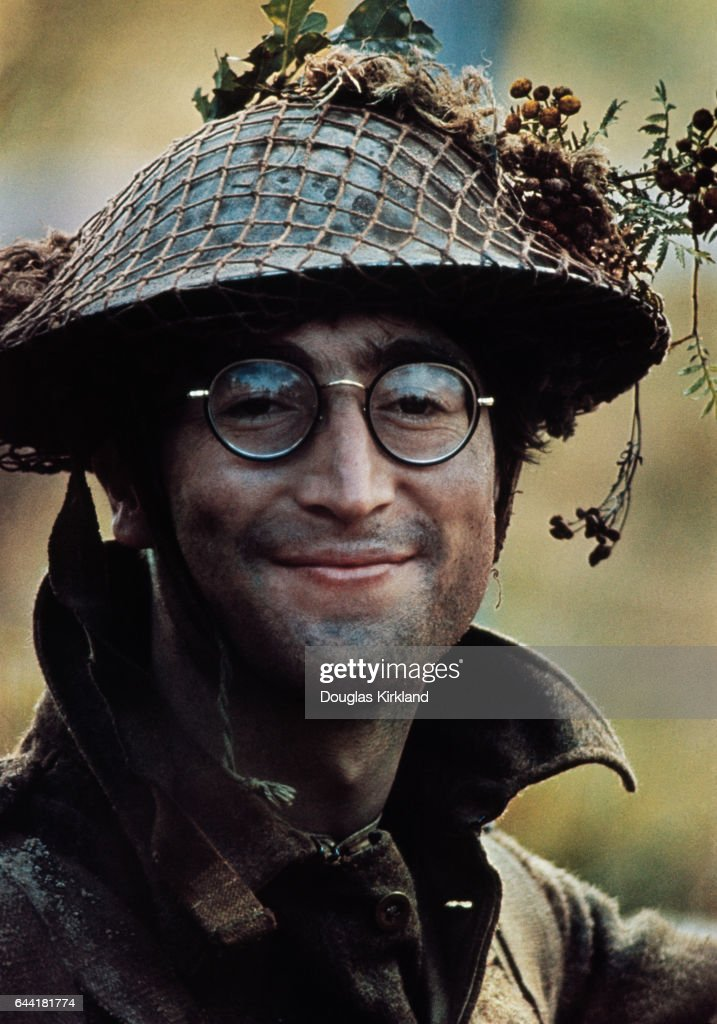 Singer John Lennon plays Gripweed in the film How I Won the War.