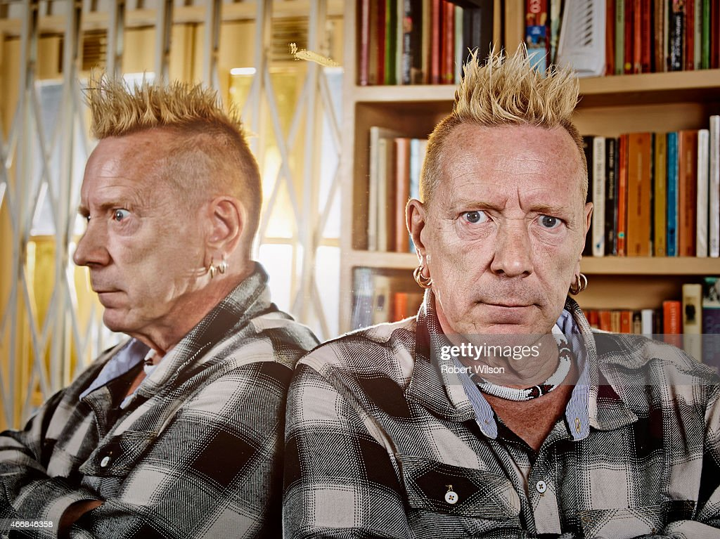 John Lydon, Times UK, October 25, 2014