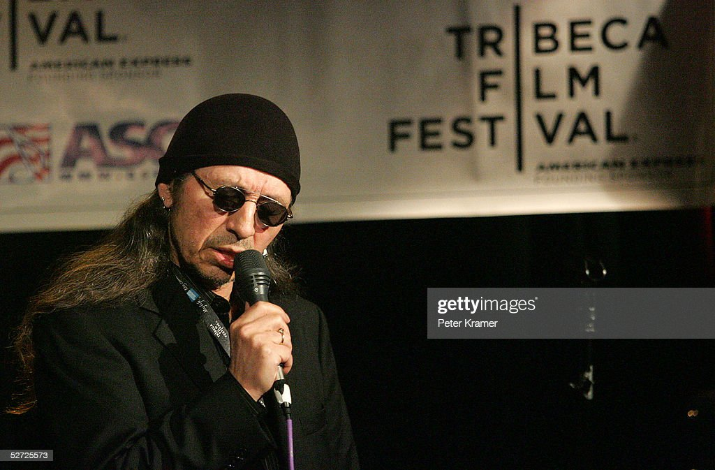 The ASCAP Music Lounge At The Tribeca Film Festival : Nachrichtenfoto
