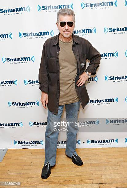 Singer Johnny Rivers visits the SiriusXM Studio on September 27 2012 in New York City