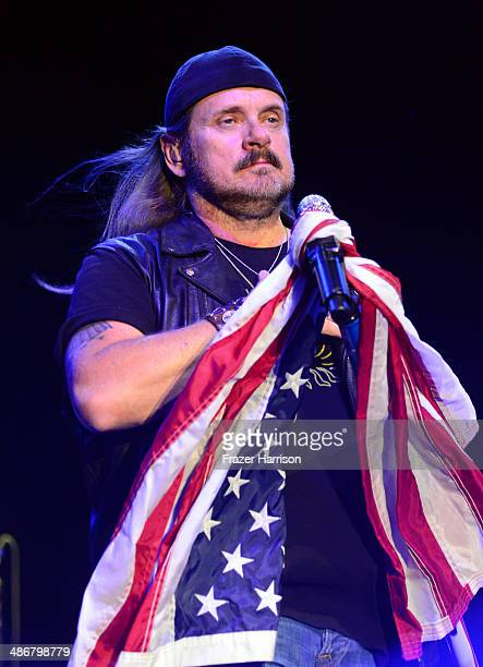 Johnny Van Zant Pictures And Photos Getty Images
