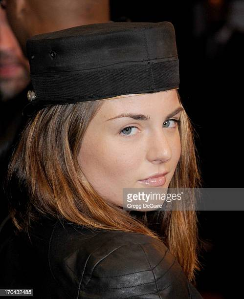 Singer JoJo arrives at the Myspace event at El Rey Theatre on June 12 2013 in Los Angeles California