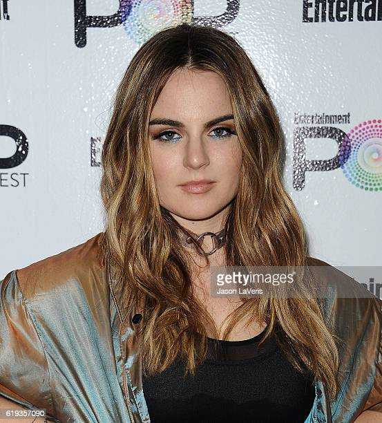 Singer JoJo attends Entertainment Weekly's Popfest at The Reef on October 30 2016 in Los Angeles California
