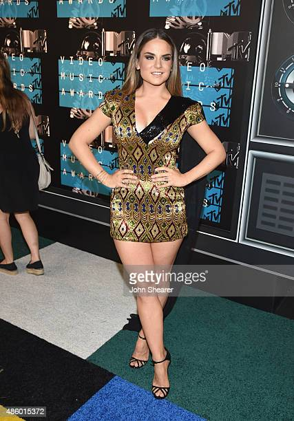 Singer JoJo attends the 2015 MTV Video Music Awards at Microsoft Theater on August 30 2015 in Los Angeles California