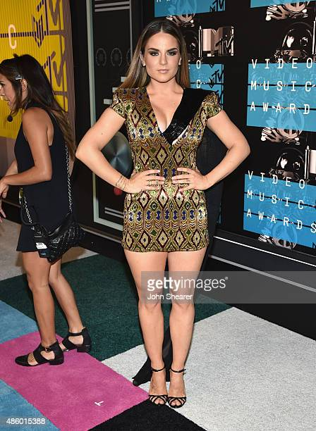 Singer JoJo attends the 2015 MTV Video Music Awards at Microsoft Theater on August 30, 2015 in Los Angeles, California.