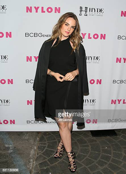 Singer JoJo attends the NYLON and BCBGeneration's Annual Young Hollywood May Issue Event on May 12 2016 in West Hollywood California