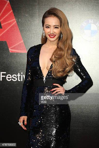 Jolin Tsai Stock Photos And Pictures Getty Images