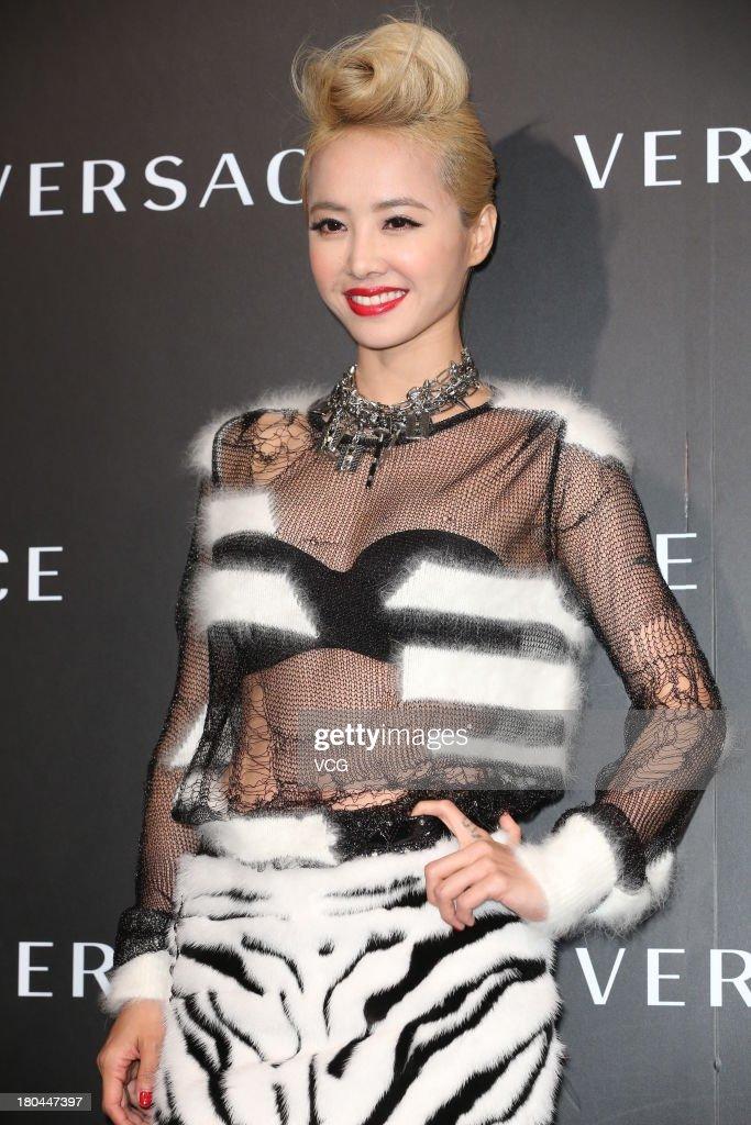 Versace Store Opening Ceremony : Foto jornalística