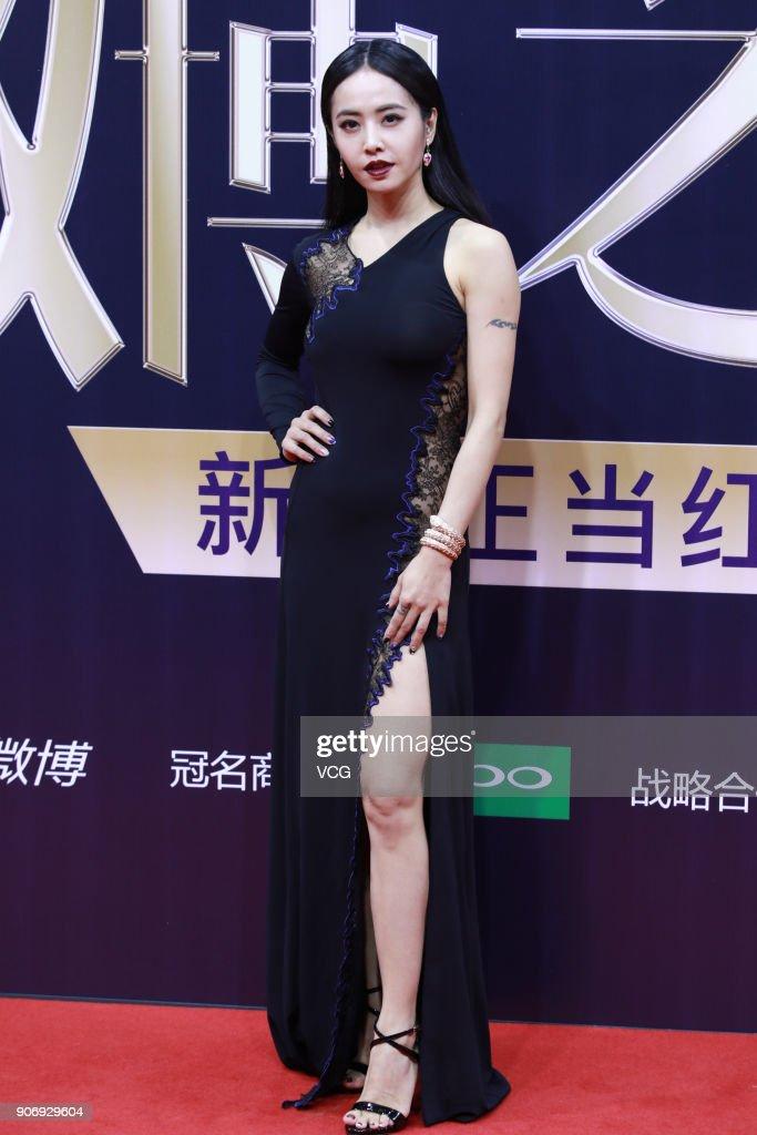 2017 Weibo Awards Ceremony In Beijing