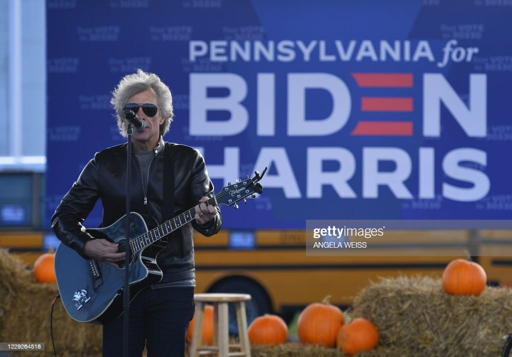 US-vote-BIDEN-ECONOMY : News Photo